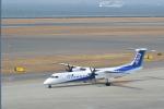 ja0hleさんが、中部国際空港で撮影したANAウイングス DHC-8-402Q Dash 8の航空フォト(写真)