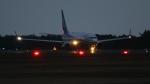 トリトンブルーSHIROさんが、庄内空港で撮影した全日空 737-881の航空フォト(写真)