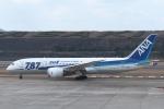 tabi0329さんが、長崎空港で撮影した全日空 787-881の航空フォト(写真)