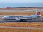 51ANさんが、関西国際空港で撮影した日本トランスオーシャン航空 737-446の航空フォト(写真)