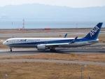 51ANさんが、関西国際空港で撮影した全日空 767-381/ERの航空フォト(写真)