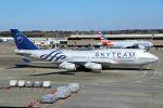 ハネヨンさんが、成田国際空港で撮影したチャイナエアライン 747-409の航空フォト(写真)