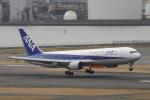とらとらさんが、羽田空港で撮影した全日空 767-381/ERの航空フォト(写真)