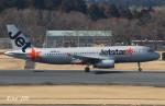 RINA-200さんが、成田国際空港で撮影したジェットスター・ジャパン A320-232の航空フォト(写真)