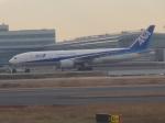 flyflygoさんが、羽田空港で撮影した全日空 777-281/ERの航空フォト(写真)