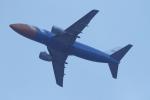 twining07さんが、シンガポール・チャンギ国際空港で撮影したマイ・インド・エアラインズ 737-3Z0(SF)の航空フォト(写真)