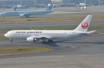 amagoさんが、羽田空港で撮影した日本航空 767-346/ERの航空フォト(写真)