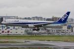 KAW-YGさんが、福岡空港で撮影した全日空 767-381の航空フォト(写真)