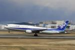 Gpapaさんが、伊丹空港で撮影した全日空 767-381の航空フォト(写真)