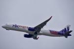 ジャコビさんが、関西国際空港で撮影した香港エクスプレス A321-231の航空フォト(写真)