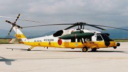 航空見聞録さんが、米子空港で撮影した航空自衛隊 UH-60Jの航空フォト(写真)