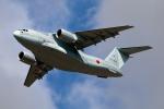 なごやんさんが、岐阜基地で撮影した航空自衛隊 C-2の航空フォト(写真)