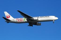 nh747dさんが、羽田空港で撮影した日本航空 767-346/ERの航空フォト(写真)