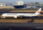NINEJETSさんが、羽田空港で撮影した日本航空 777-346の航空フォト(写真)