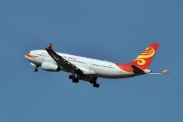 sonnyさんが、成田国際空港で撮影した香港航空 A330-243の航空フォト(写真)