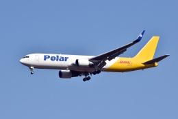 sonnyさんが、成田国際空港で撮影したポーラーエアカーゴ 767-3JHF(ER)の航空フォト(写真)