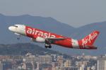 EXIA01さんが、福岡空港で撮影したエアアジア・ジャパン(〜2013) A320-216の航空フォト(写真)