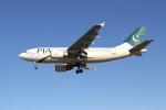 utarou on NRTさんが、成田国際空港で撮影したパキスタン国際航空 A310-308の航空フォト(写真)