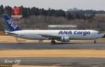 RINA-200さんが、成田国際空港で撮影した全日空 767-381/ER(BCF)の航空フォト(写真)