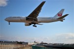 HK Express43さんが、伊丹空港で撮影した日本航空 777-289の航空フォト(写真)