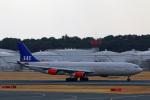Wasawasa-isaoさんが、成田国際空港で撮影したスカンジナビア航空 A340-313Xの航空フォト(写真)
