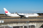 ken_kenさんが、成田国際空港で撮影した日本航空 767-346/ERの航空フォト(写真)