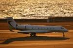 リリココさんが、中部国際空港で撮影したケイマン諸島企業所有 G650 (G-VI)の航空フォト(写真)