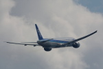 sukiさんが、成田国際空港で撮影した全日空 777-381/ERの航空フォト(写真)