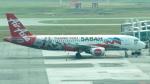 誘喜さんが、クアラルンプール国際空港で撮影したエアアジア A320-216の航空フォト(写真)
