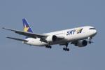 EXIA01さんが、福岡空港で撮影したスカイマーク 767-3Q8/ERの航空フォト(写真)