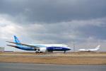 なないろさんが、中部国際空港で撮影したボーイング 787-8 Dreamlinerの航空フォト(写真)
