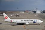 なないろさんが、中部国際空港で撮影した日本航空 767-346/ERの航空フォト(写真)