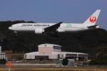 tukkyさんが、福岡空港で撮影した日本航空 777-246/ERの航空フォト(写真)