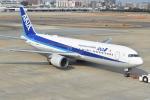 ハヤテさんが、福岡空港で撮影した全日空 767-381/ERの航空フォト(写真)