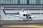 kaeru6006さんが、東京ヘリポートで撮影したディーエイチシー AS350B3 Ecureuilの航空フォト(写真)