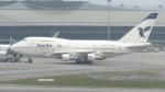 誘喜さんが、クアラルンプール国際空港で撮影したイラン航空 747SP-86の航空フォト(写真)
