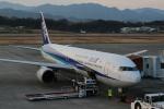 ユーキさんが、高松空港で撮影した全日空 767-381/ERの航空フォト(写真)