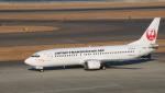 ngocvgさんが、中部国際空港で撮影した日本トランスオーシャン航空 737-446の航空フォト(写真)