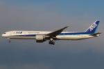 Soaringerさんが、成田国際空港で撮影した全日空 777-381/ERの航空フォト(写真)