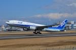 空が大好き!さんが、伊丹空港で撮影した全日空 777-281/ERの航空フォト(写真)