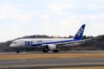 Lucky Manさんが、岡山空港で撮影した全日空 787-881の航空フォト(写真)