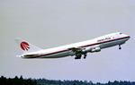 sakuraさんが、成田国際空港で撮影した日本アジア航空 747-146の航空フォト(写真)