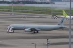 らっしーさんが、羽田空港で撮影したベルギー空軍 A321-231の航空フォト(写真)