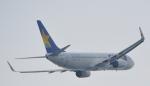 toyoquitoさんが、神戸空港で撮影したスカイマーク 737-86Nの航空フォト(写真)