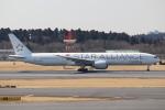 らっしーさんが、成田国際空港で撮影したシンガポール航空 777-312/ERの航空フォト(写真)
