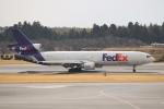 らっしーさんが、成田国際空港で撮影したフェデックス・エクスプレス MD-11Fの航空フォト(写真)