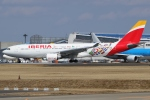 Wings Flapさんが、成田国際空港で撮影したイベリア航空 A330-202の航空フォト(写真)