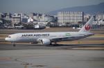 YWさんが、伊丹空港で撮影した日本航空 777-246/ERの航空フォト(写真)