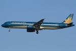Wings Flapさんが、羽田空港で撮影したベトナム航空 A321-231の航空フォト(写真)