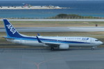 SFJ_capさんが、那覇空港で撮影した全日空 737-881の航空フォト(写真)